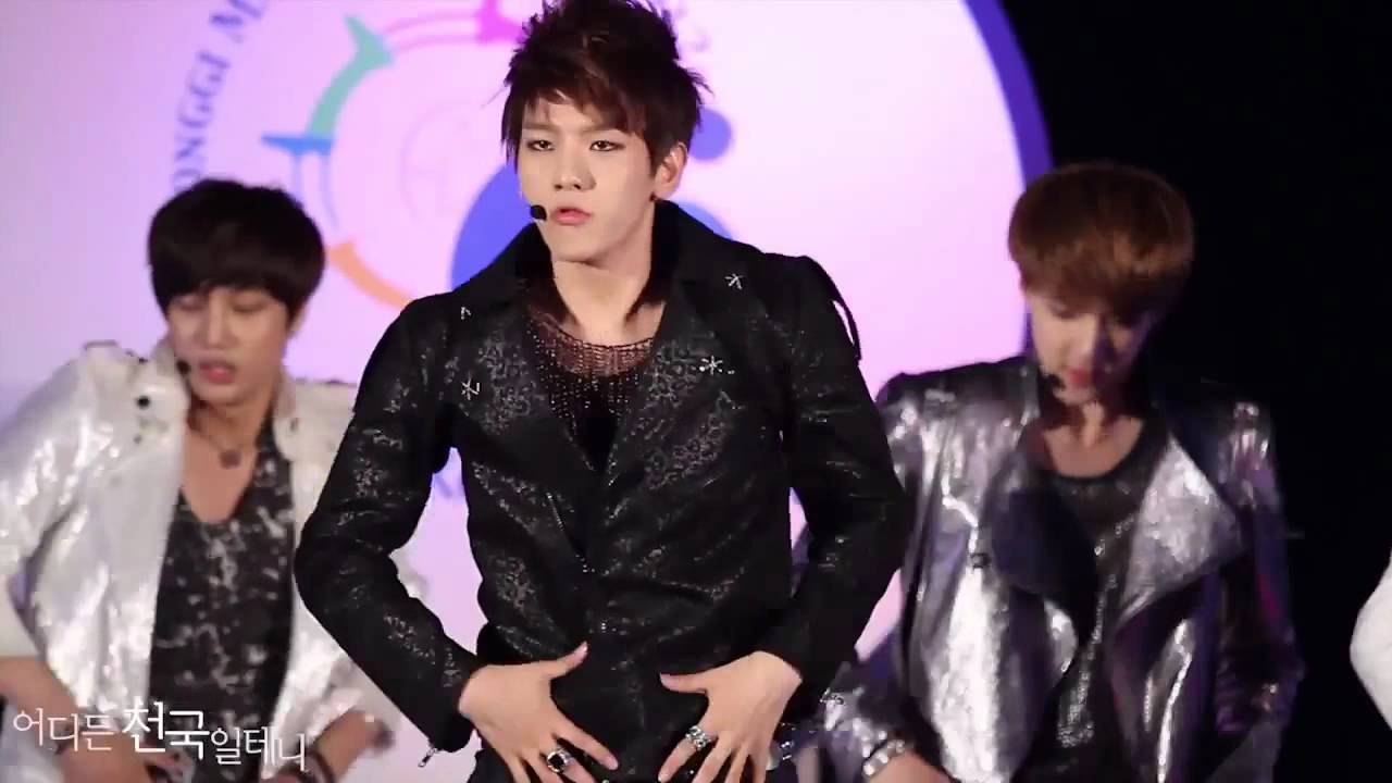 Star exo-k baekhyun 12
