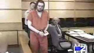 Trial: David Sullivan,muderer of Anna svidersky,found insane