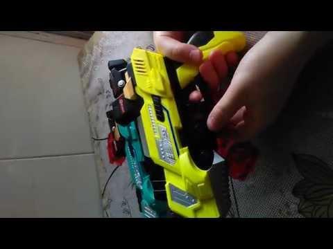 High-tech fun toy guns laser combat weapon for kids