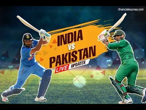 Live India vs Pakistan match Asia cup: Score