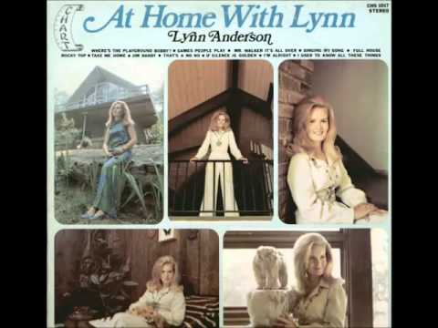 Lynn Anderson - I Used To Know All Those Things