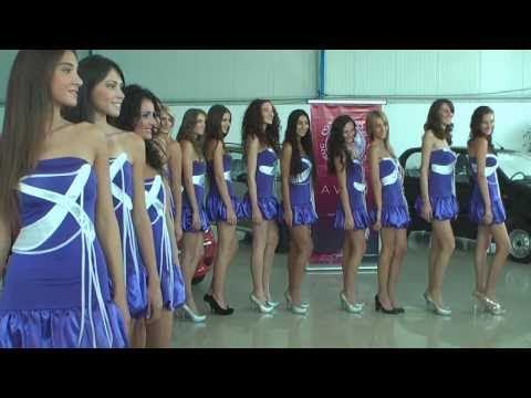 Participating finals of Miss Georgia - 2010