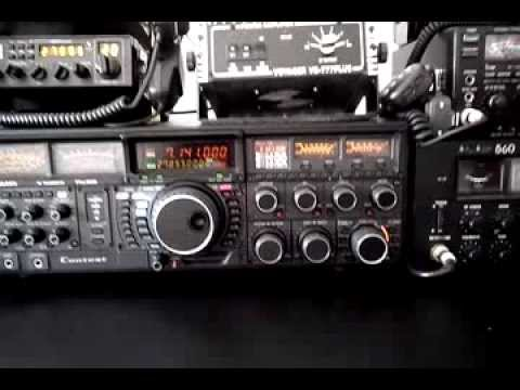 Estação de radioamador, FT DX 9000 AMATEUR RADIO STATION BRAZIL.