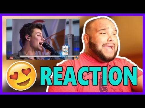 Shawn Mendes - Ruin | LIVE on Today Show 2016 [REACTION]