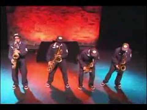 Sax-O-Matic Video