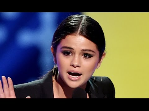 Selena Gomez Calls Out Justin Bieber Teen Choice Awards 2014