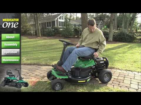 Weed Eater One: Operation