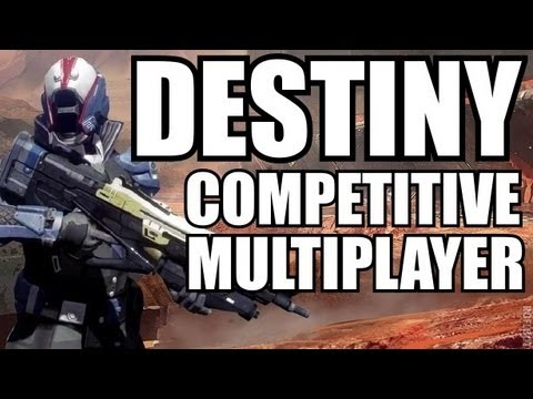 Destiny News! Competitive Multiplayer! Co-Op Campaign!