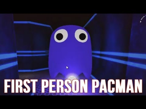 First Person Pac Man | FPS-MAN