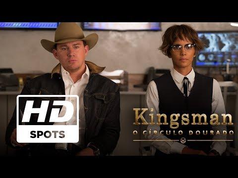 Kingsman: O Círculo Dourado | Spot Oficial 5 | Legendado HD