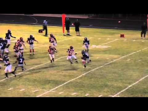 Central vs. North Canyon High School Football Highlights 2011