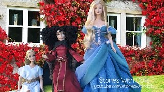 Toads and Diamonds Fairy Tale With Barbie Dolls