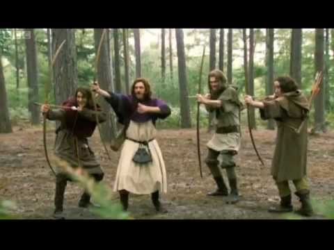 Horrible Histories- Death Of William Ii video