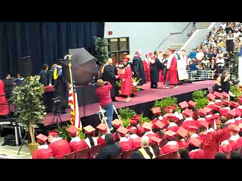 Bretts  Graduation 2013 from Crosby High School, Crosby Texas