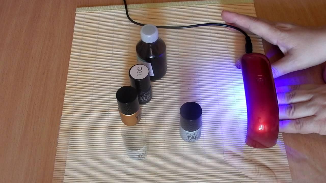 Гель лак без лампы в домашних условиях пошагово 438