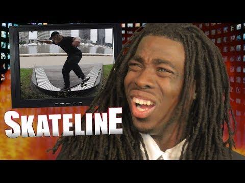 SKATELINE - Shane Oneill MIA, Tony Hawk, Tyshawn Jones, Kirchart, Duffel, Dave Engerer