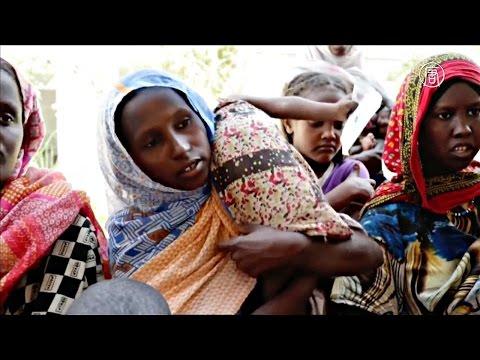 В Эфиопии сильнейшая засуха, дети голодают (новости)