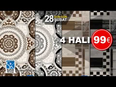 safak mobilya spot ocak subat youtube. Black Bedroom Furniture Sets. Home Design Ideas