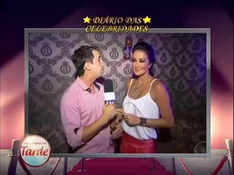 Helen Ganzarolli fala com exclusividade sobre o namoro com Eduardo Costa