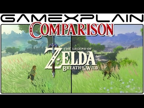 Is Zelda: BotW on Switch Smoother in Handheld Mode? Head-to-Head Comparison (TV VS Handheld)