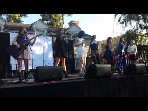 Cimorelli - Best Song Ever at TJ Martell Family Day