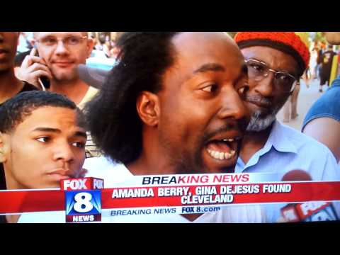 Interview w/Charles Ramsey -Amanda Berry-G.Dejesus