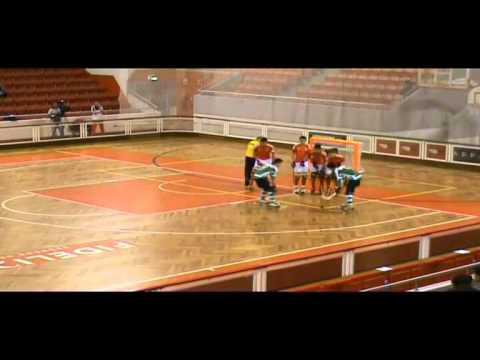 Resumo Sub 17 Regional 2ª Fase 3ª Jornada 07 12 2014 SL Benfica 5 v Sporting CP 7