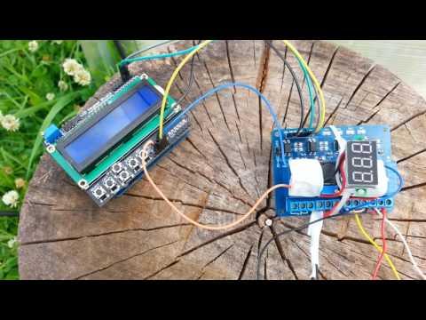 Автоматизация теплицы своими руками arduino 7