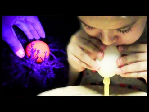 EASTER WITH KITTIESMAMA! Black Light Egg Hunt! Glow Eggs! Geode Eggs! General Awesomeness!