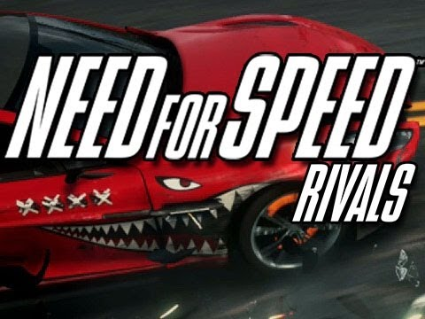 Need For Speed Rivals with the Crew!  (Crazy Crashes, Lucky Wins, and Racers Progression)