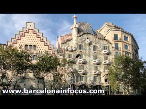 Достопримечательности Барселоны: топ 10. Путеводитель по Барселоне