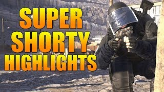 SUPER SHORTY MAYHEM | Ghost Recon Wildlands PVP Super Shorty Highlights with Rainbow Six Siege Icons