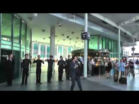 Brian Kennedy & Riverdance at Connolly Station