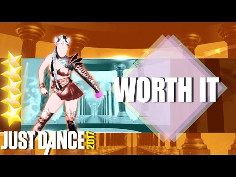 🌟  Just Dance 2017: Worth It by Fifth Harmony Ft. Kid Ink | full game play 🌟