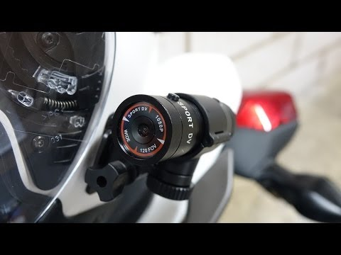 Mini F9 Sport DV Bullet Camera - Road Tested