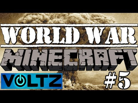 Voltz: World War Minecraft Raiding And Pranking Max