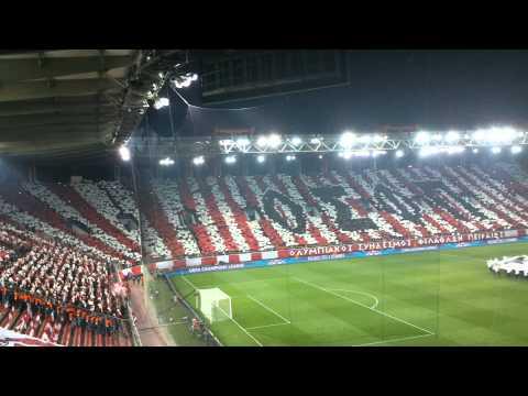 Olympiakos - Man United (2-0) COREO