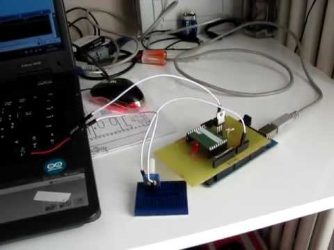 ARDUINO RTTY Payload