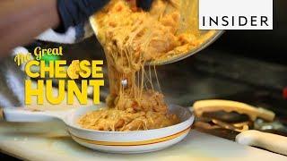 Loaded Mac n' Cheese, LA | The Great Cheese Hunt, Ep 3