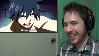 SO MANY BUTTS Noble Reacts to Try not to laugh,smile or grin hardest version Anime edition#1