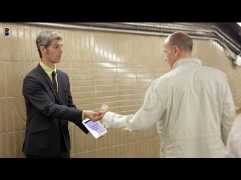 El banquero solitario: En el metro (2ª parte)