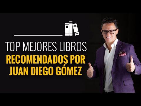El TOP de los mejores libros recomendados por Juan Diego Gómez