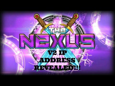 Minecraft nexus v2 server ip address