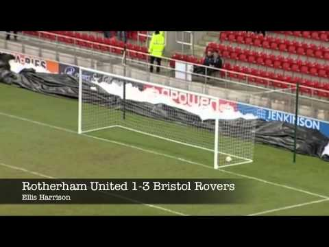 Bristol Rovers Best Goals 12/13 Season