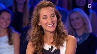 Mélissa Theuriau - On n'est pas couché 6 septembre 2014 #ONPC