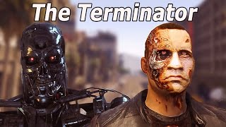 """ Terminator Judgment Day "" - A GTA 5 Movie by Claymmorez (Machinima)"