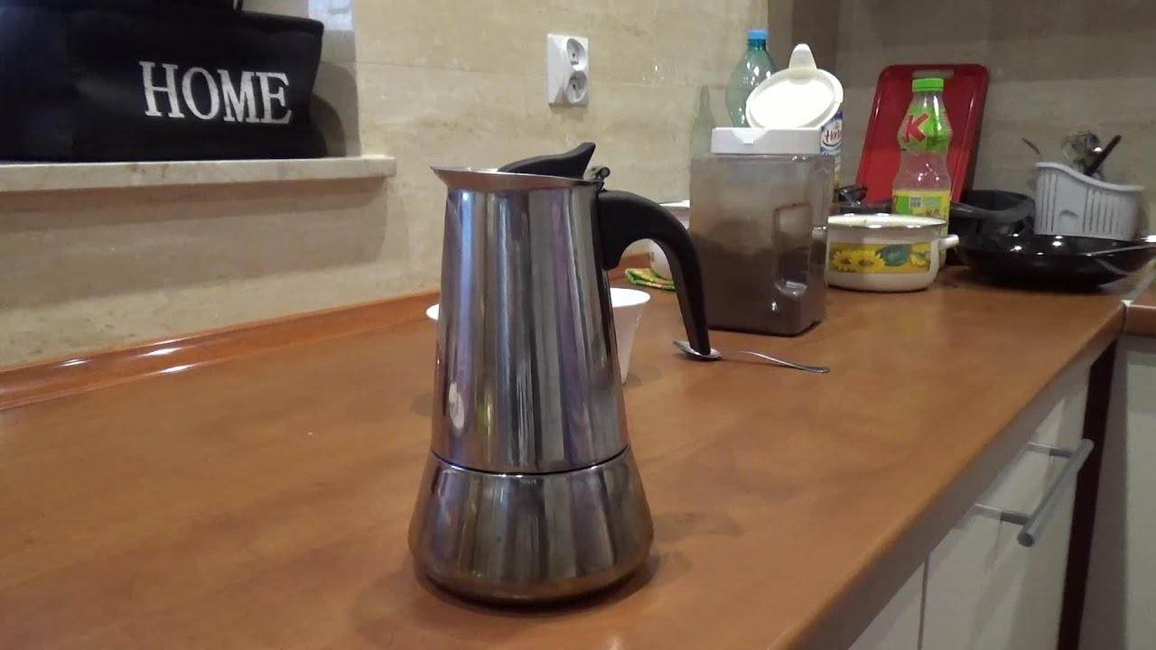 How to use espresso maker ?