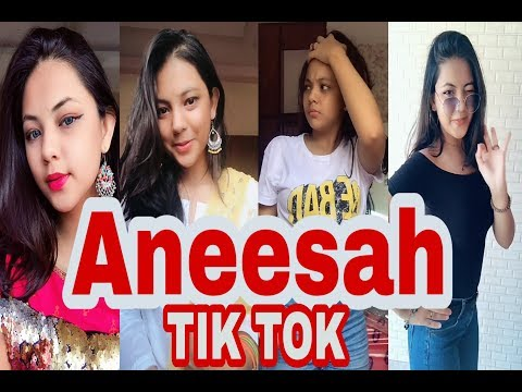 Aneesah Beautiful Indian Girl Tik Tok | Aneesah Indian Cute Girl Musically | Haven Entertainment