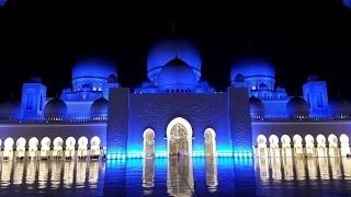 Sheikh Zayed Mosque dji osmo mobile