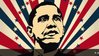 OBAMA THEME SONG ARRANGED AND COMPOSED BY TEDDY MAK VOCAL HANNA GIRMA
